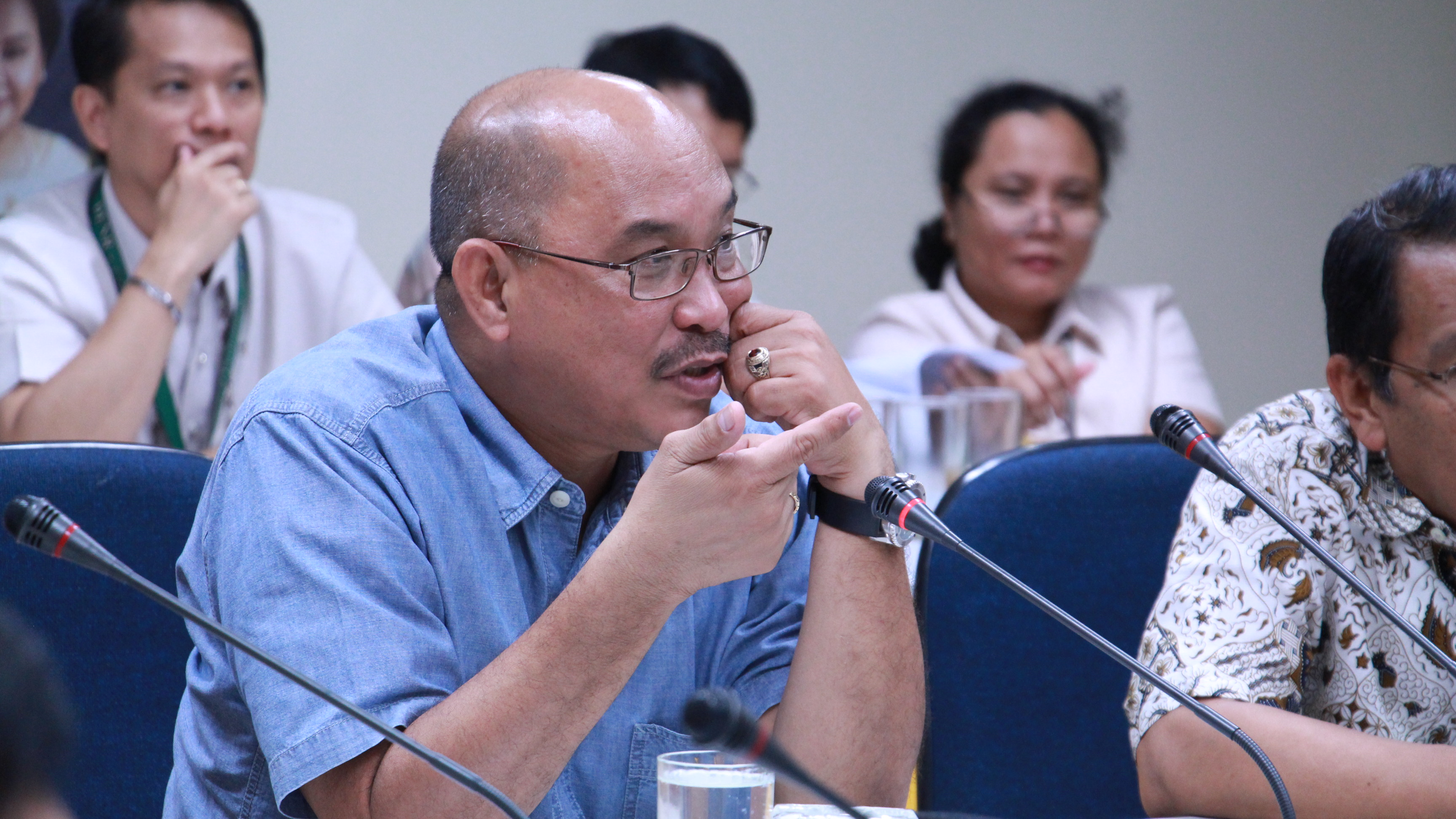 FMB Director Ricardo Calderon chairs the Project Technical Committee