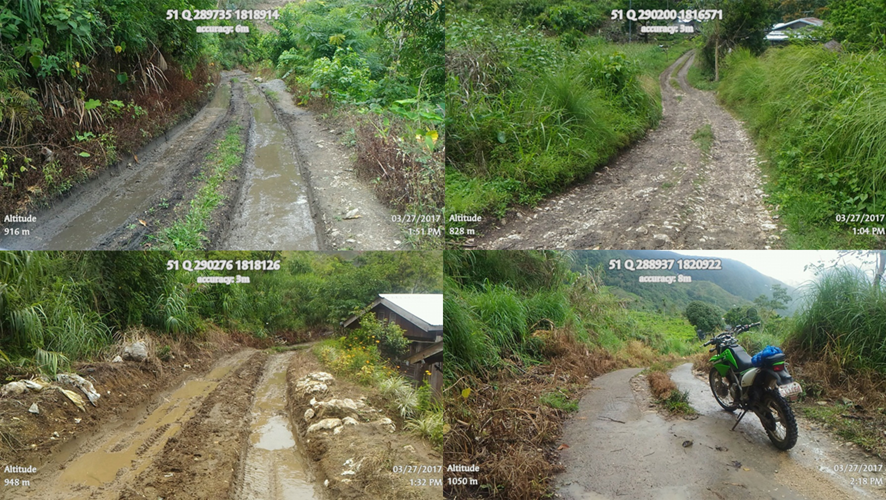 Areas where the Pallas-Nansiakan Tire Path will be constructed