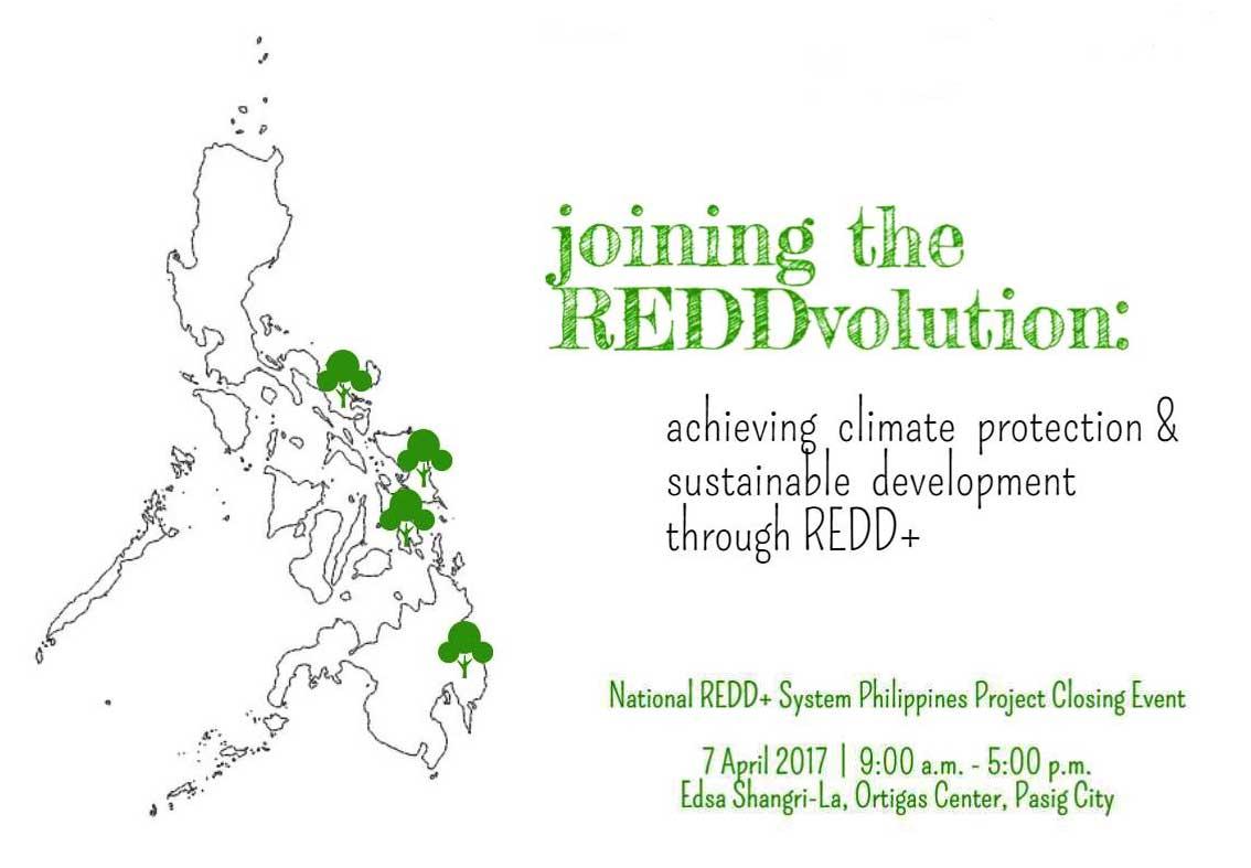 REDD+ Philippines - Home